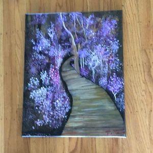 🆕 Walkway Through Wisteria Trees